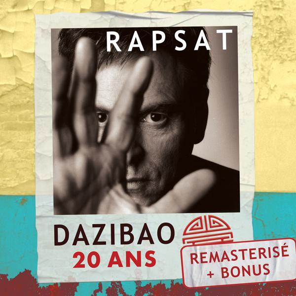 Pierre Rapsat - Dazibao 20 ans